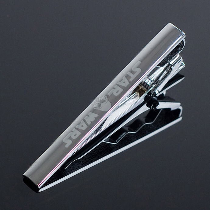 STAR WARS Darth Vader Metal Tie Clip Clasp Bar