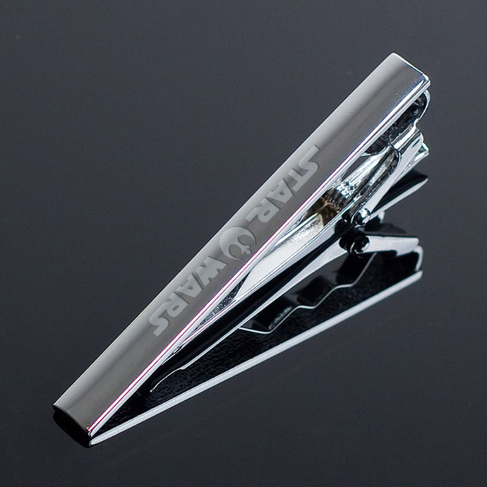 Star Wars REBEL ALLIANCE Metal Tie Clip Clasp Bar