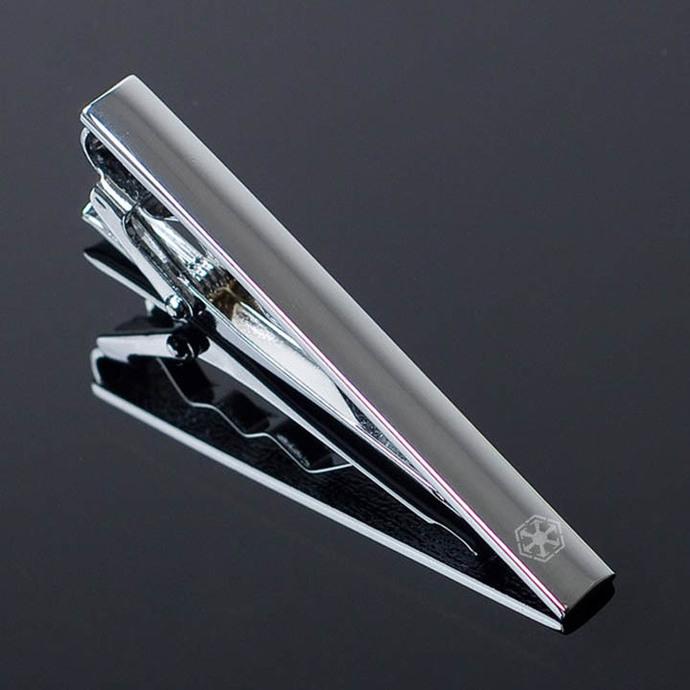 Star Wars Sith Empire Logo Metal Tie Clip Clasp Bar