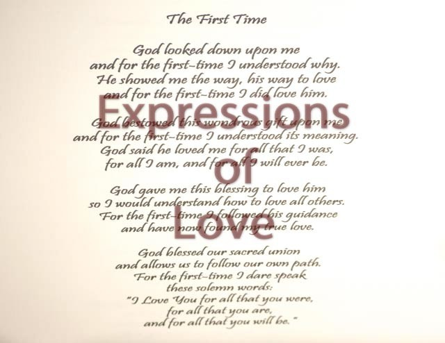 Romantic poem, The First Time,  Love poem, Love prose, Original poem, Digital