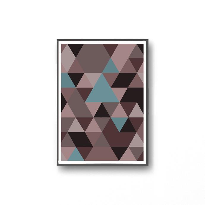 graphic design art, abstract wall art, modern art, scandinavian art, abstract