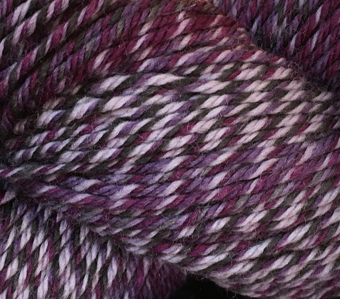 Nightshade Cascade 220 Superwash Wave Yarn 220 yards 100% SuperWash Wool Color
