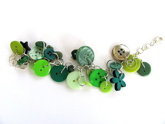 All About The Buttons Button Bracelet FREE US Shipping