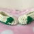 READY TO SHIP St. Patrick's Day Shamrock Baby Booties - Six Weeks to Six Months