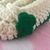 READY TO SHIP St. Patrick's Day Shamrock Baby Booties - Six to Twelve Months