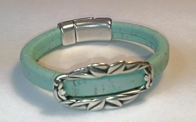 Portuguese Cork Bracelet, Item #1485
