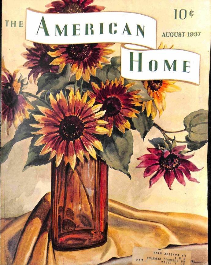 American Home, August 1937