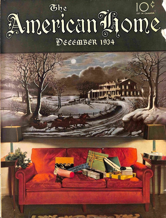 American Home, December 1934