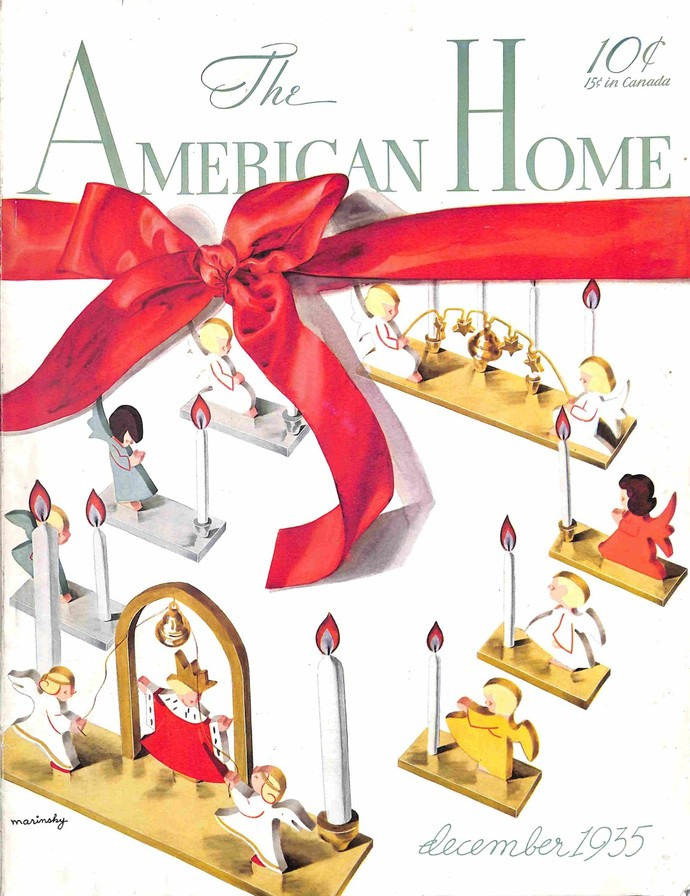 American Home, December 1935