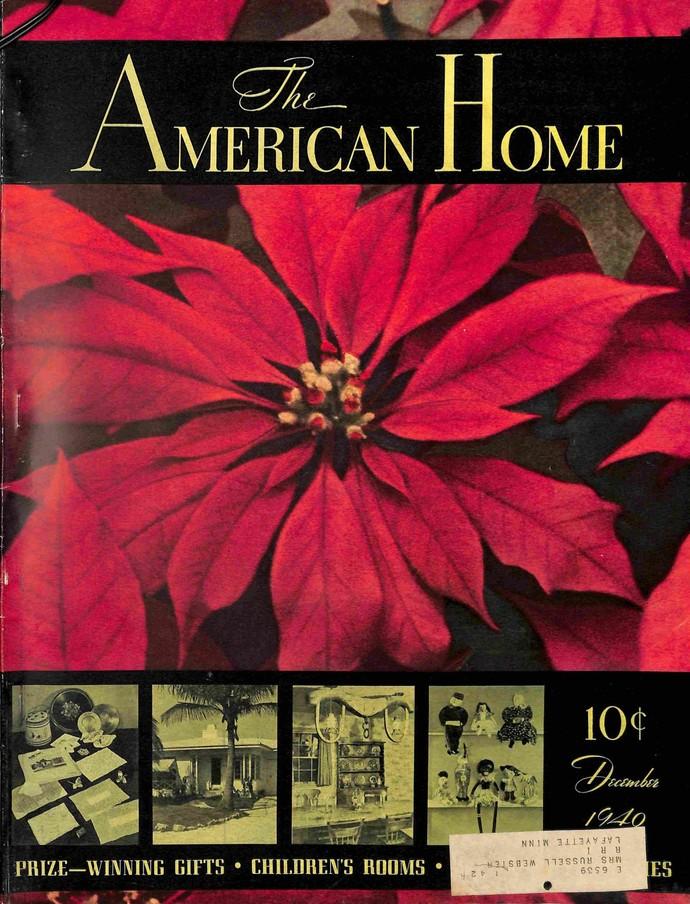 American Home, December 1940