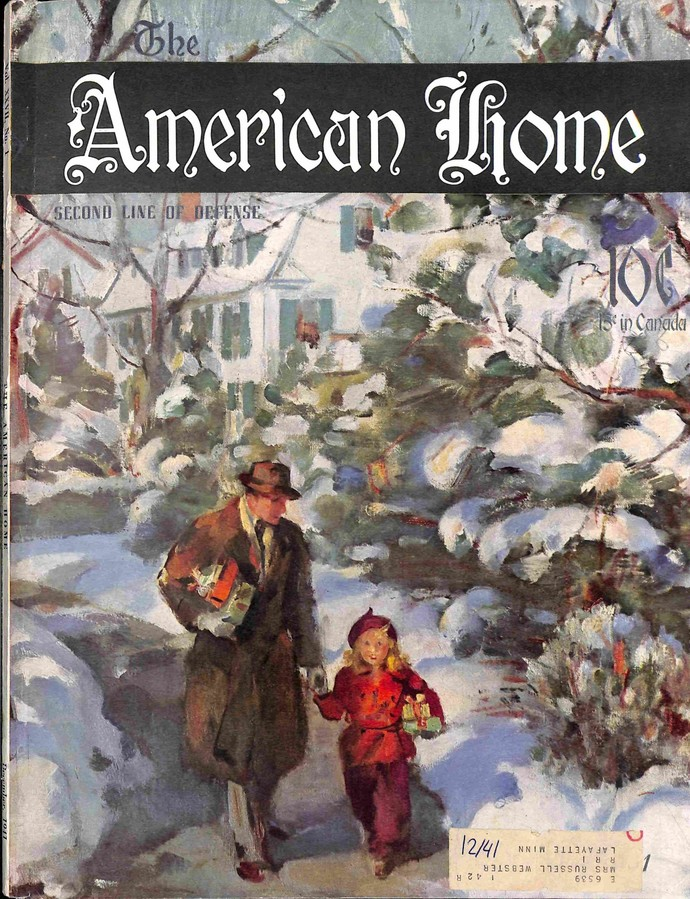American Home, December 1941