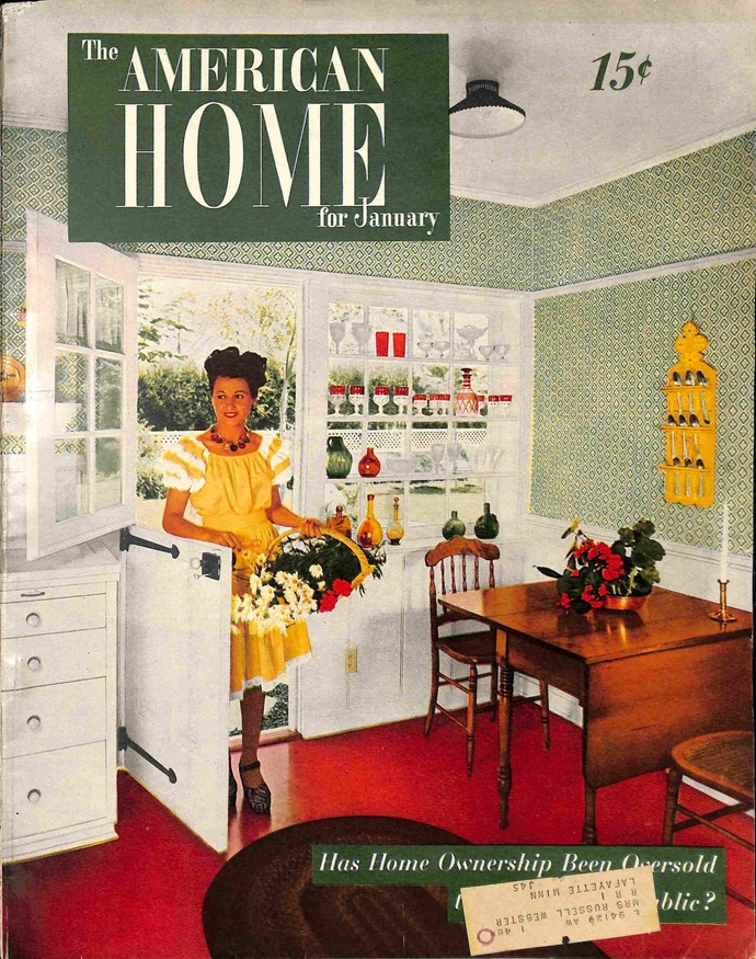 American Home, January 1947