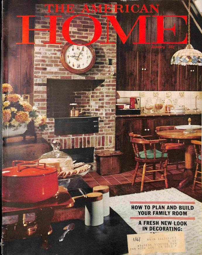 American Home, January 1961