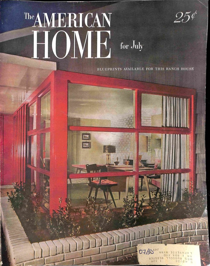 American Home, July 1950