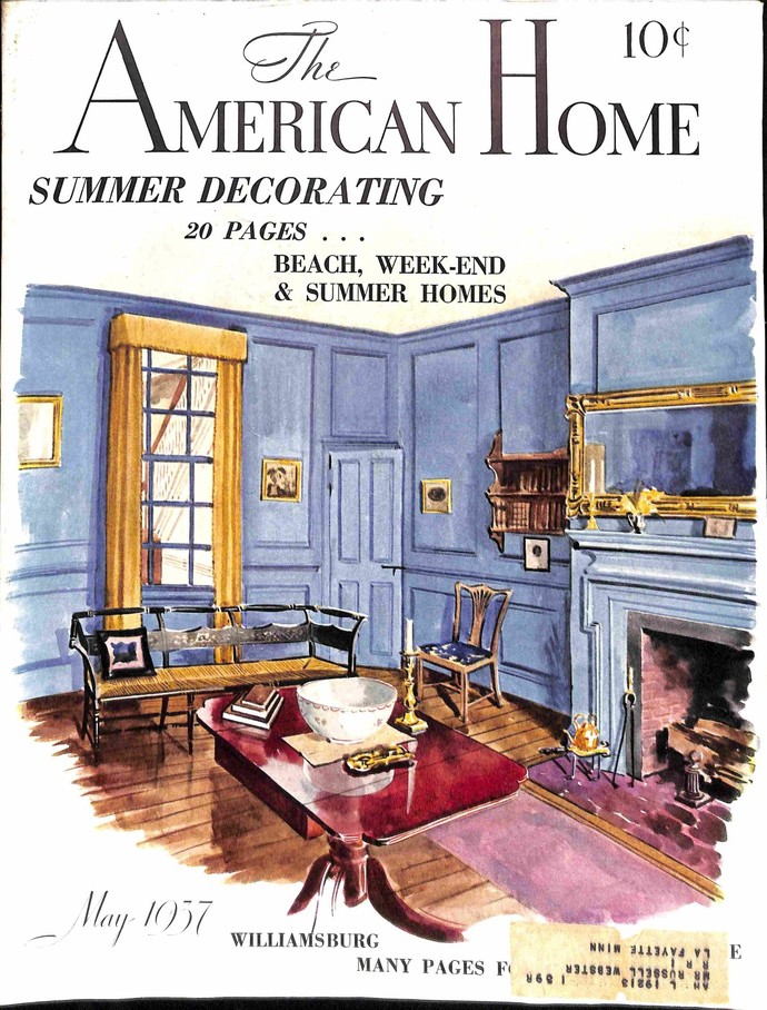 American Home, May 1937