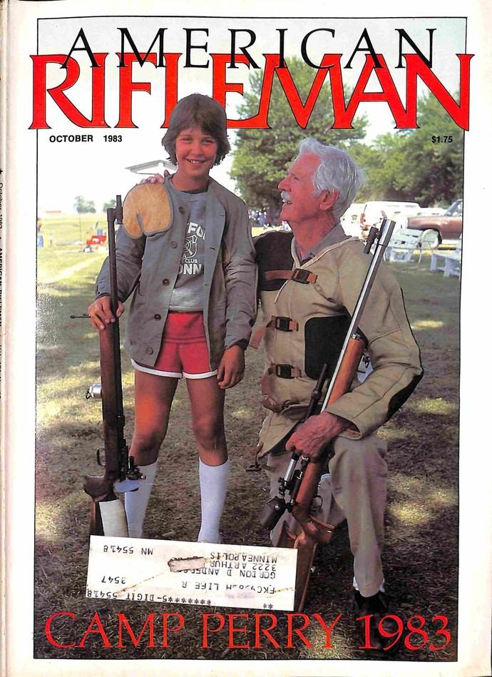 American Rifleman Magazine, October 1983