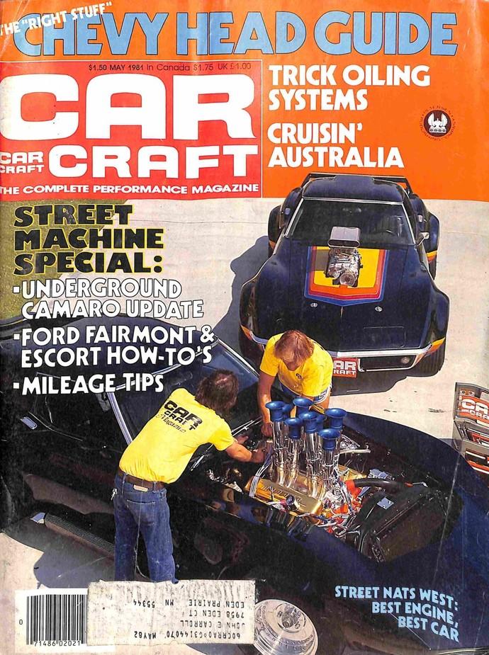 Car Craft, May 1981