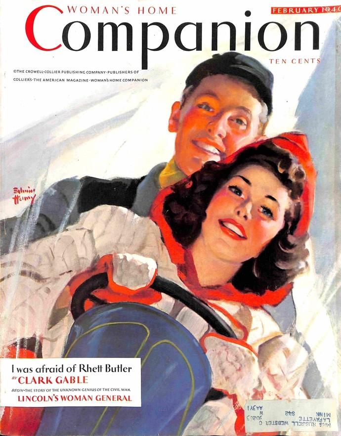 Companion , February 1940