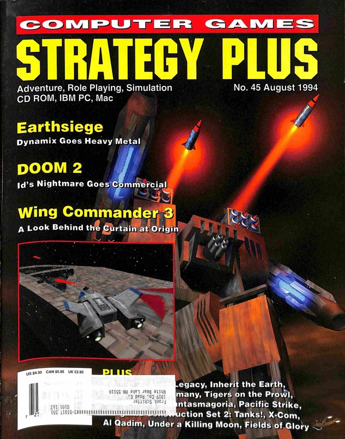 Computer Games Strategy Plus, August 1994