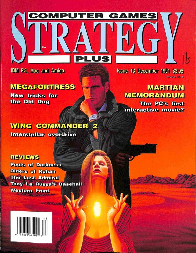 Computer Games Strategy Plus, December 1991