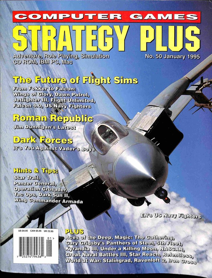 Computer Games Strategy Plus, January 1995