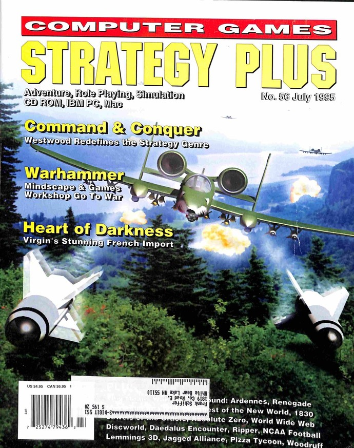 Computer Games Strategy Plus, July 1995