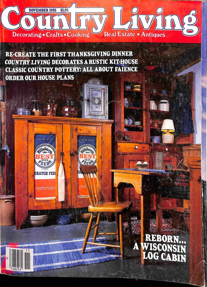 Country Living, November 1985