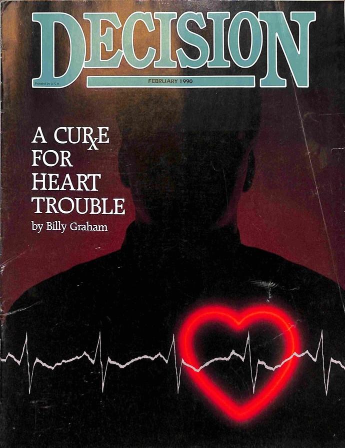 Decision Magazine, February 1990