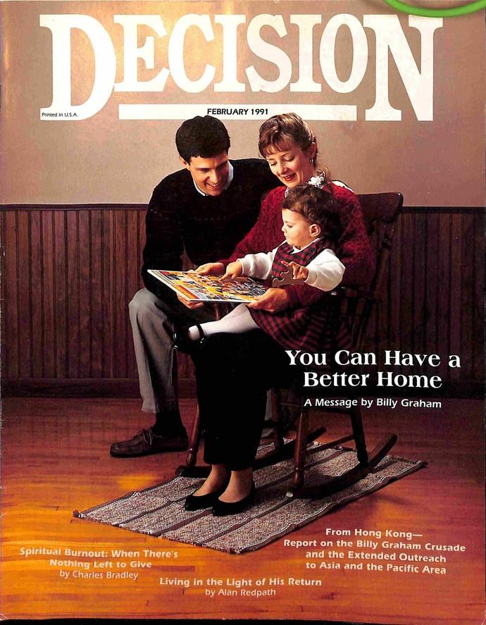 Decision Magazine, February 1991