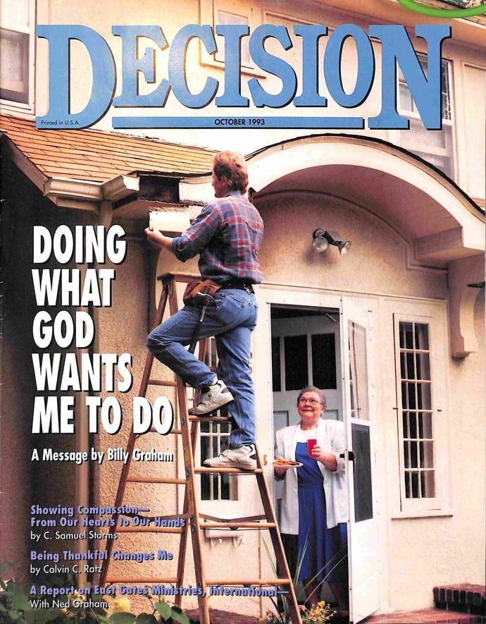 Decision Magazine, October 1993