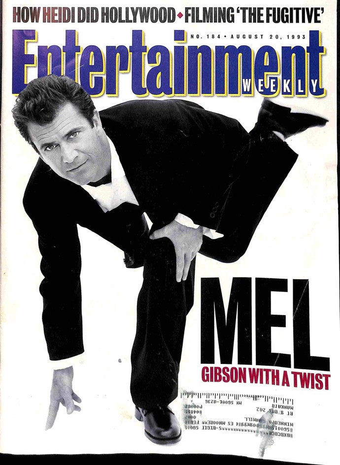 Entertainment Weekly, August 20 1993