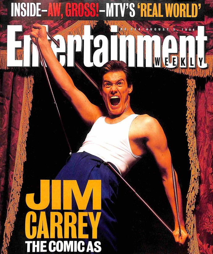 Entertainment Weekly, August 5 1994