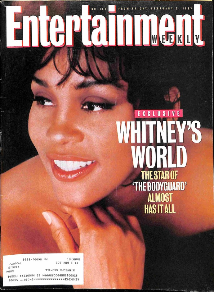Entertainment Weekly, February 5 1993