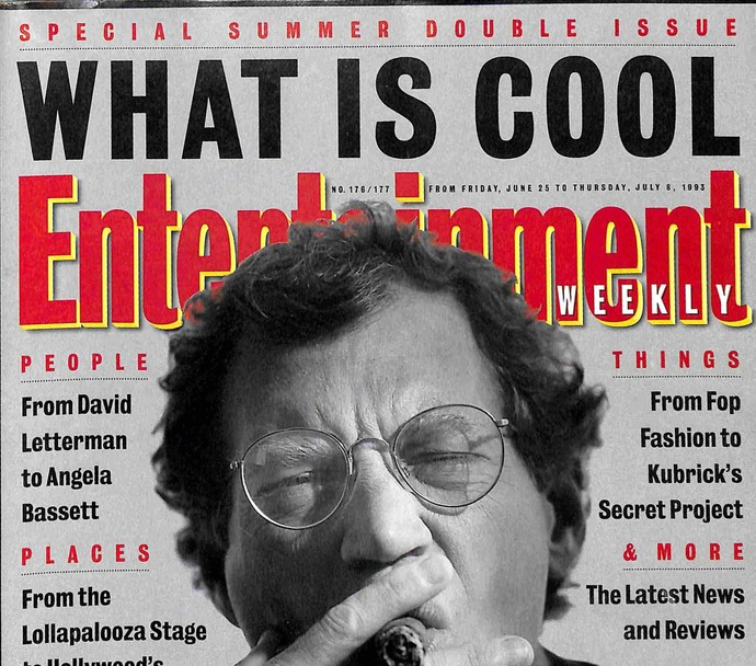 Entertainment Weekly, July 8 1993