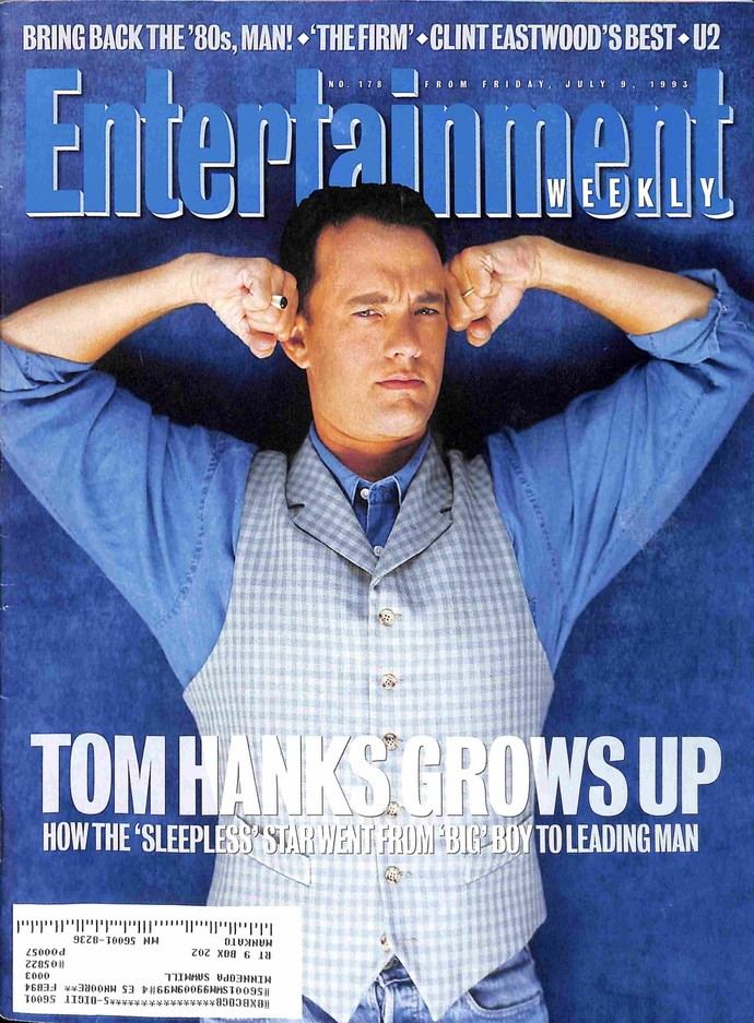 Entertainment Weekly, July 9 1993
