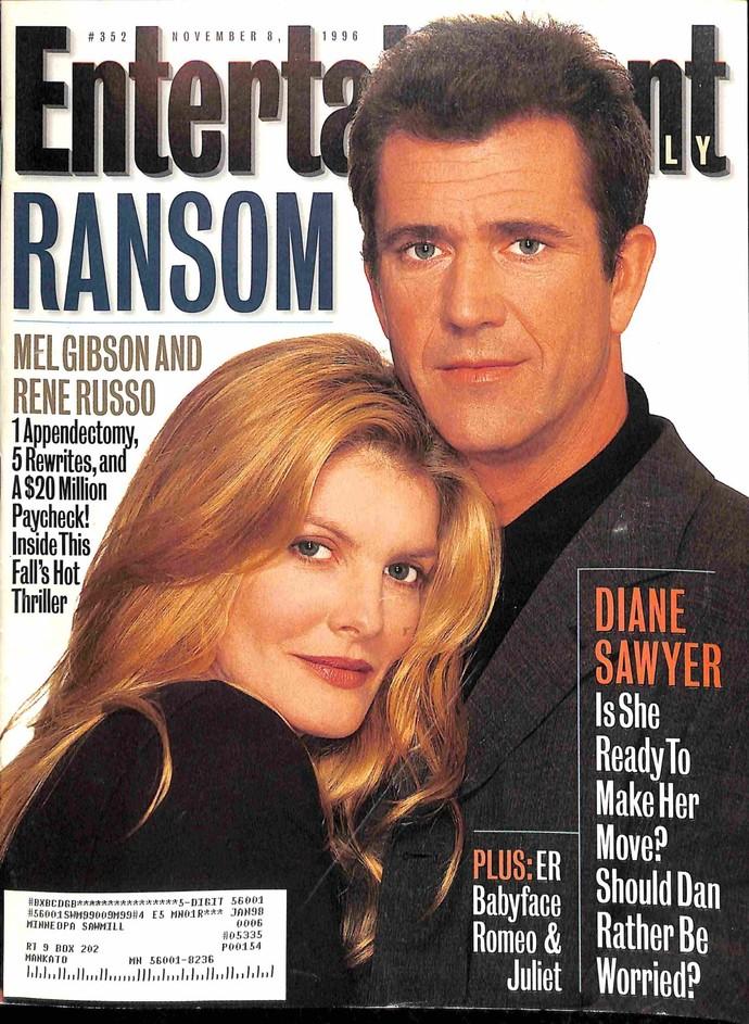 Entertainment Weekly, November 8 1996