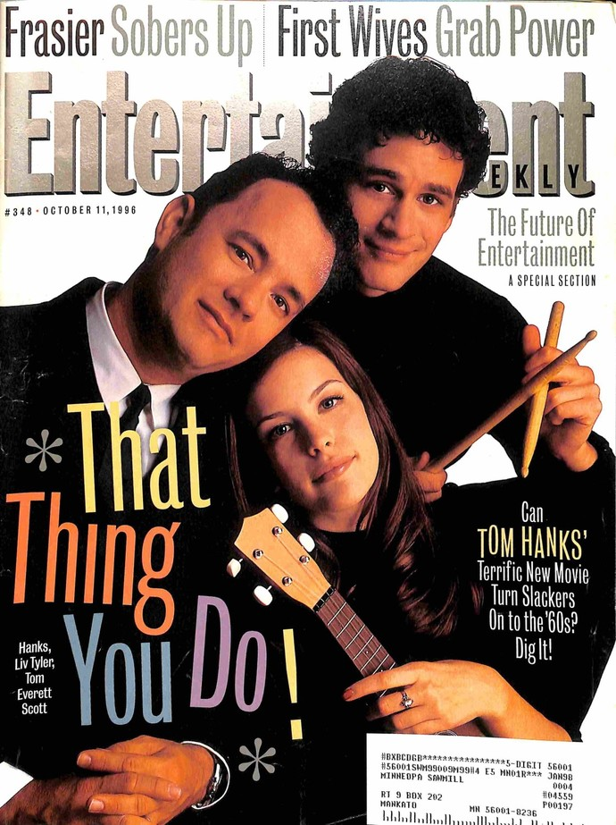Entertainment Weekly, October 11 1996