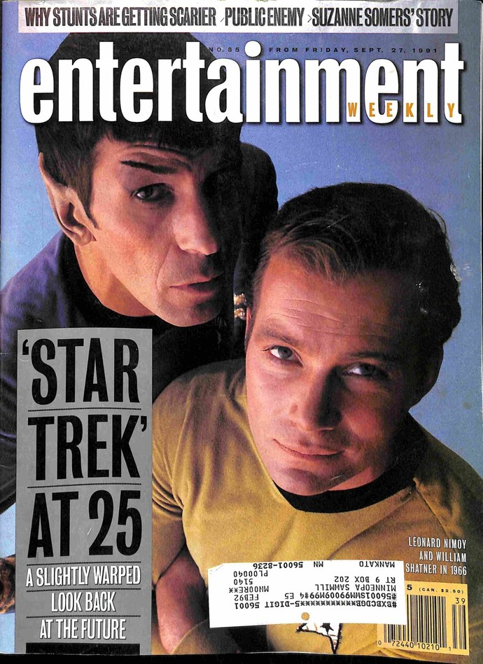 Entertainment Weekly, September 27 1991