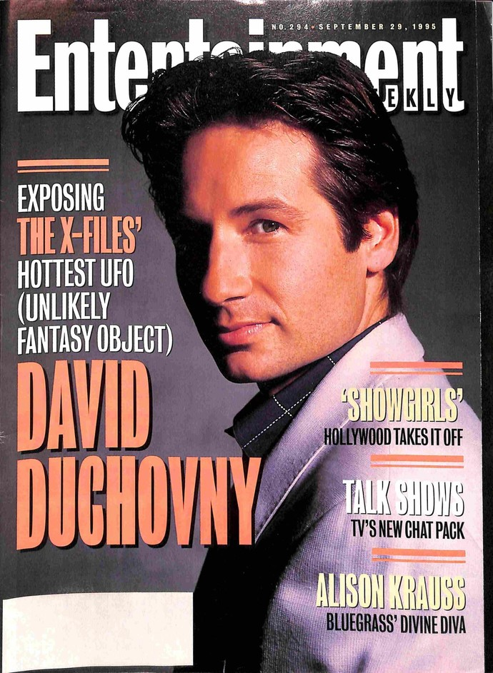 Entertainment Weekly, September 29 1995