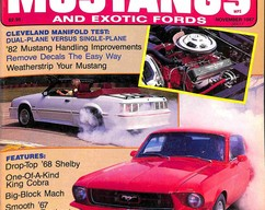 Item collection fabulous mustangs and exotic fords magazine november 1987 2014 04 13 11 20 13
