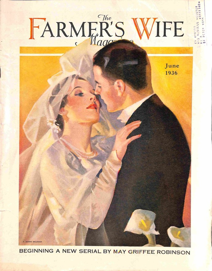 Farmers Wife, June 1936