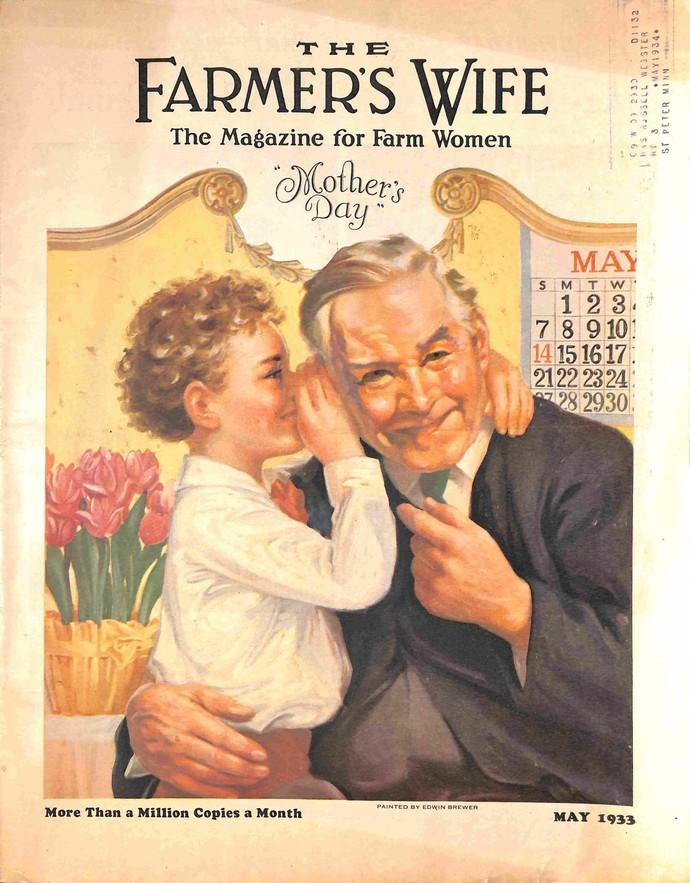 Farmers Wife, May 1933
