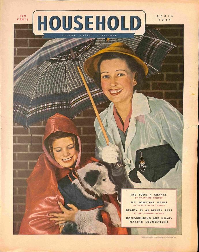 Household , April 1944