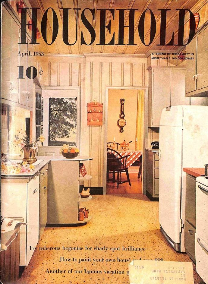 Household , April 1953
