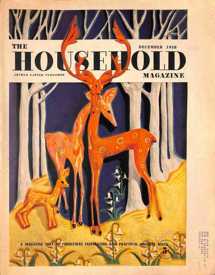 Household , December 1938