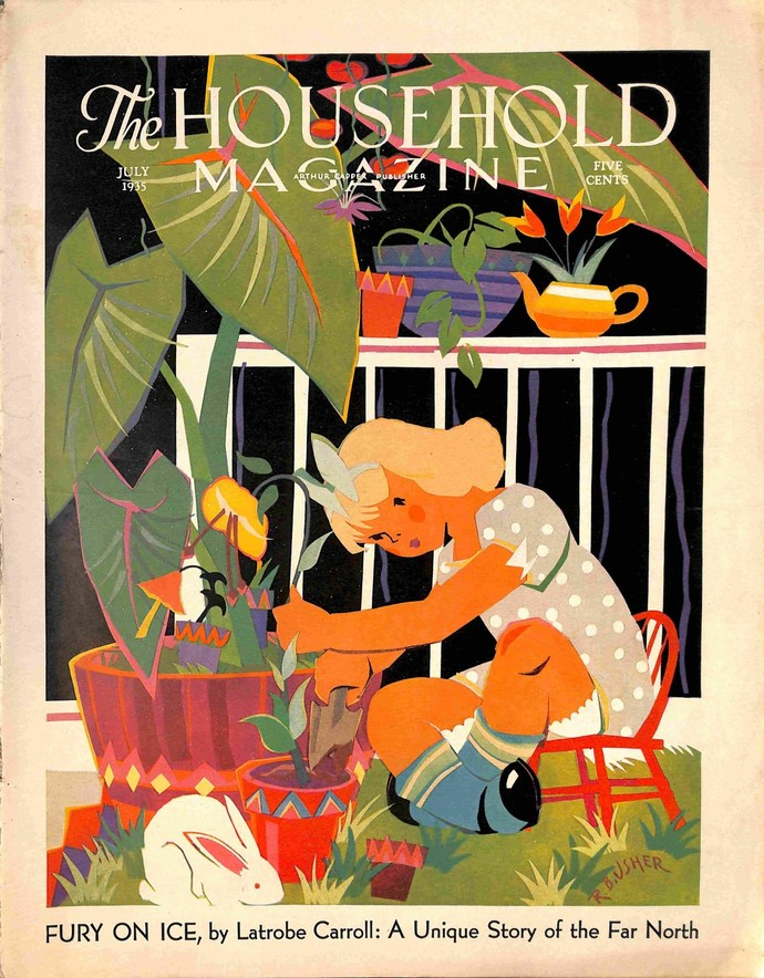 Household , July 1935