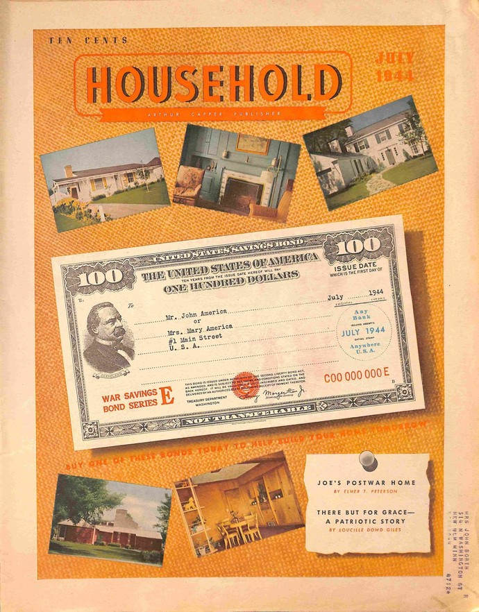Household , July 1944