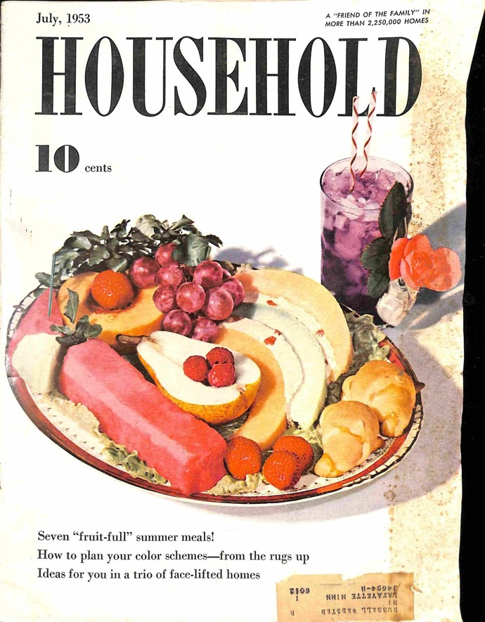 Household , July 1953