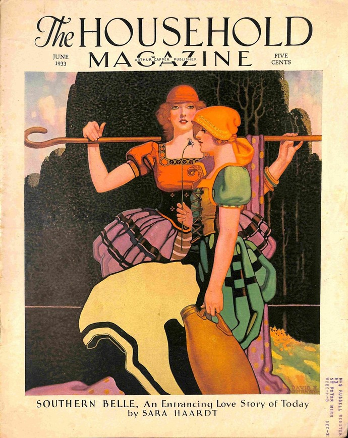 Household , June 1933
