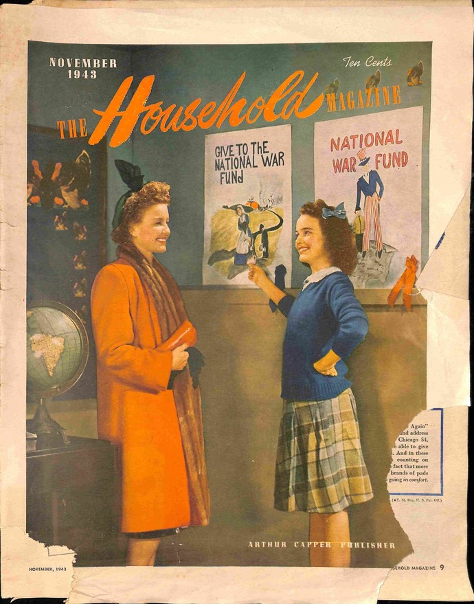 Household , November 1943